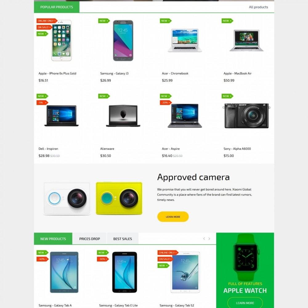theme - Electronique & High Tech - Technomarket - High-tech Shop - 3