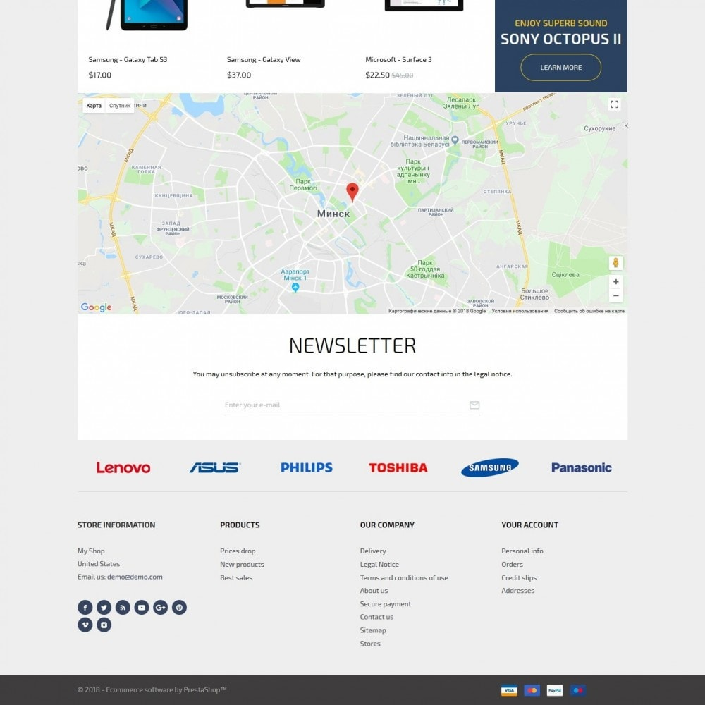 theme - Electronique & High Tech - Technomarket - High-tech Shop - 4