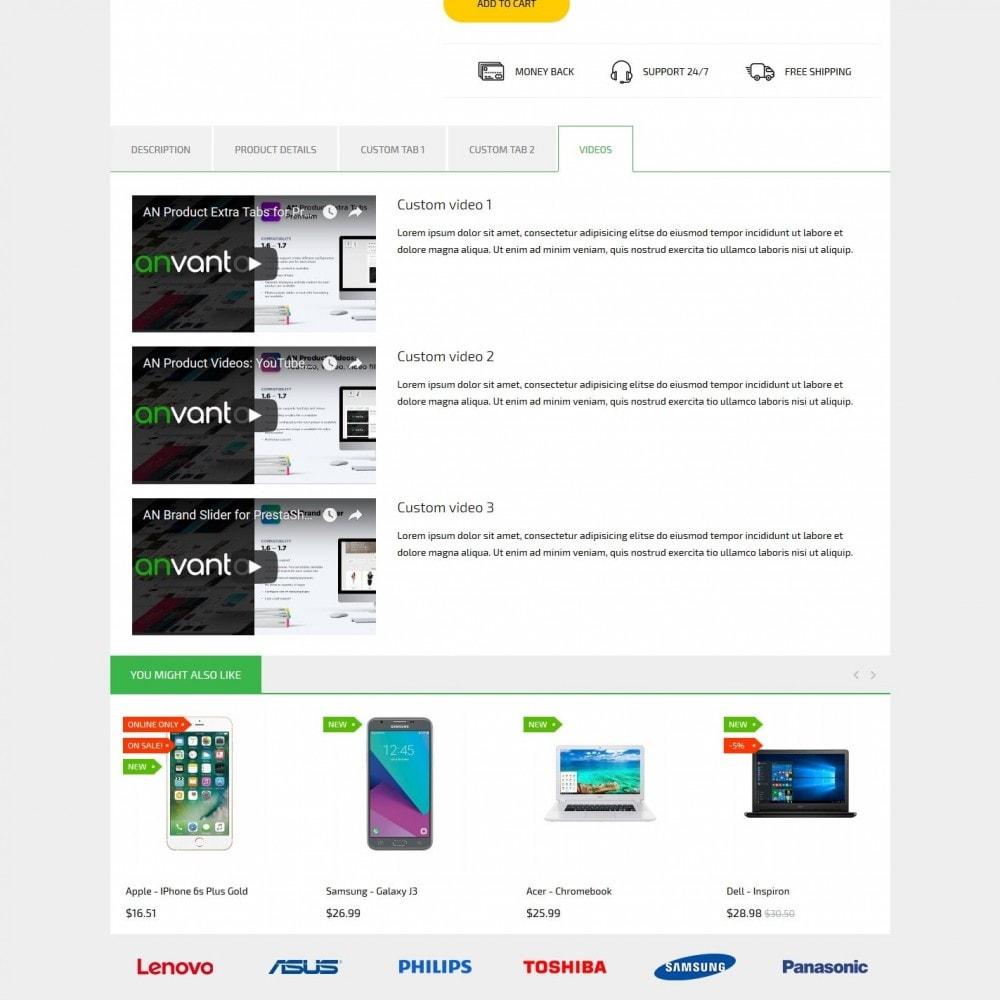 theme - Electronique & High Tech - Technomarket - High-tech Shop - 9