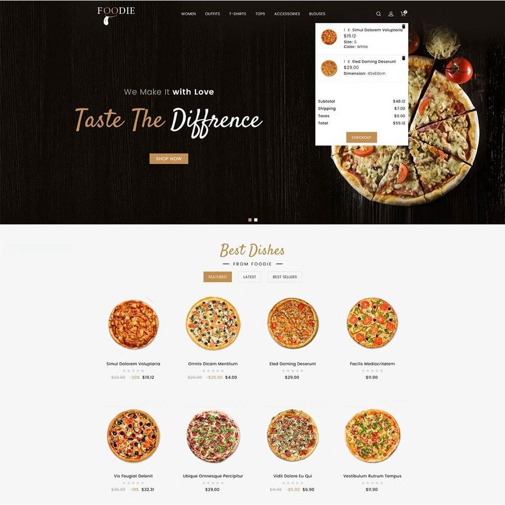 theme - Food & Restaurant - Foodie Food Store - 3
