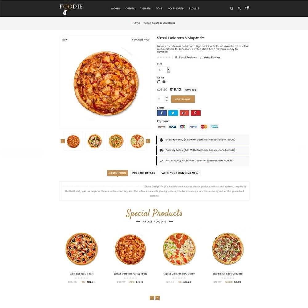 theme - Food & Restaurant - Foodie Food Store - 4