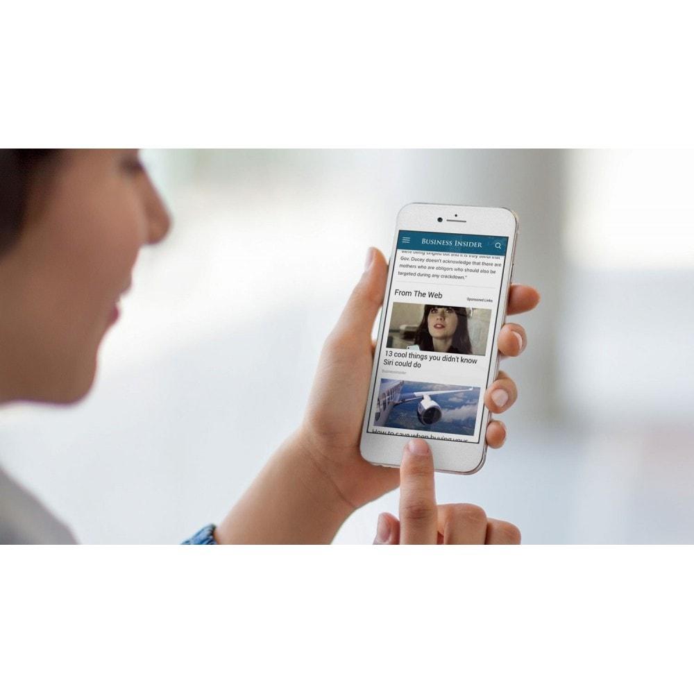 service - Publicidade e Marketing - Taboola Native Advertising & Content Discovery Platform - 1