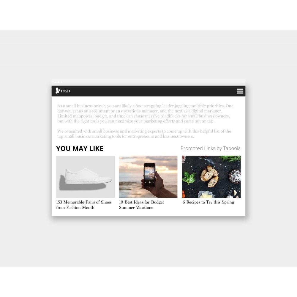 service - Publicidade e Marketing - Taboola Native Advertising & Content Discovery Platform - 3
