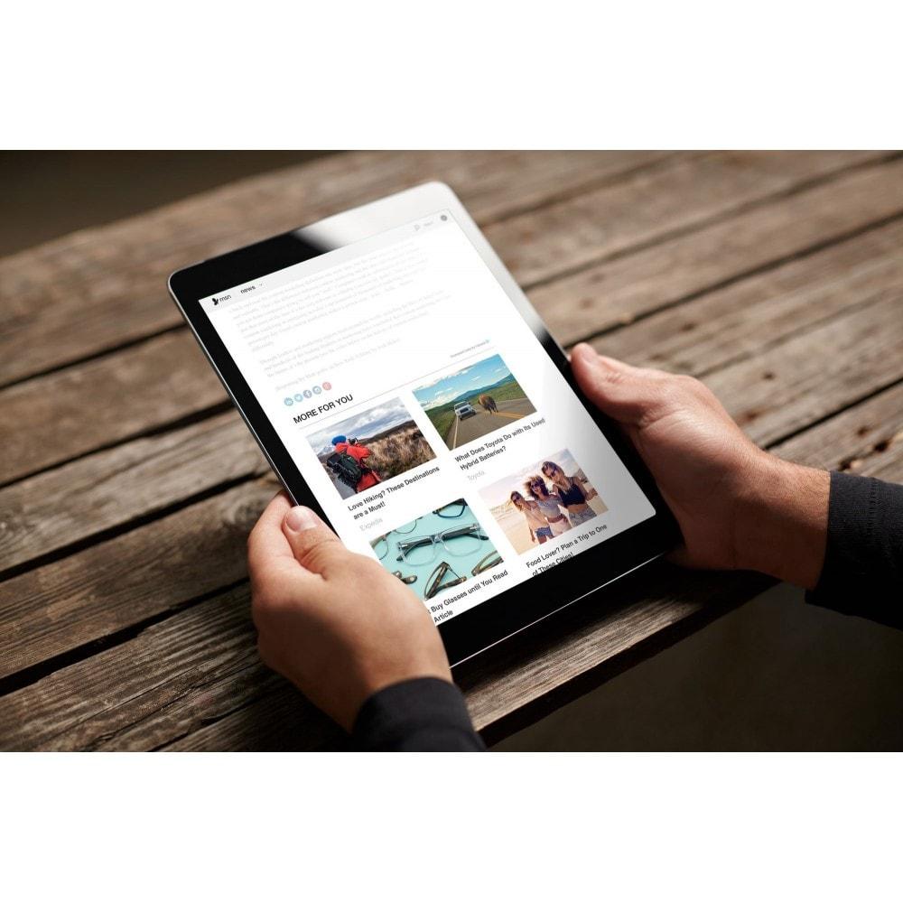 service - Publicité & Marketing - Taboola Native Advertising & Content Discovery Platform - 4