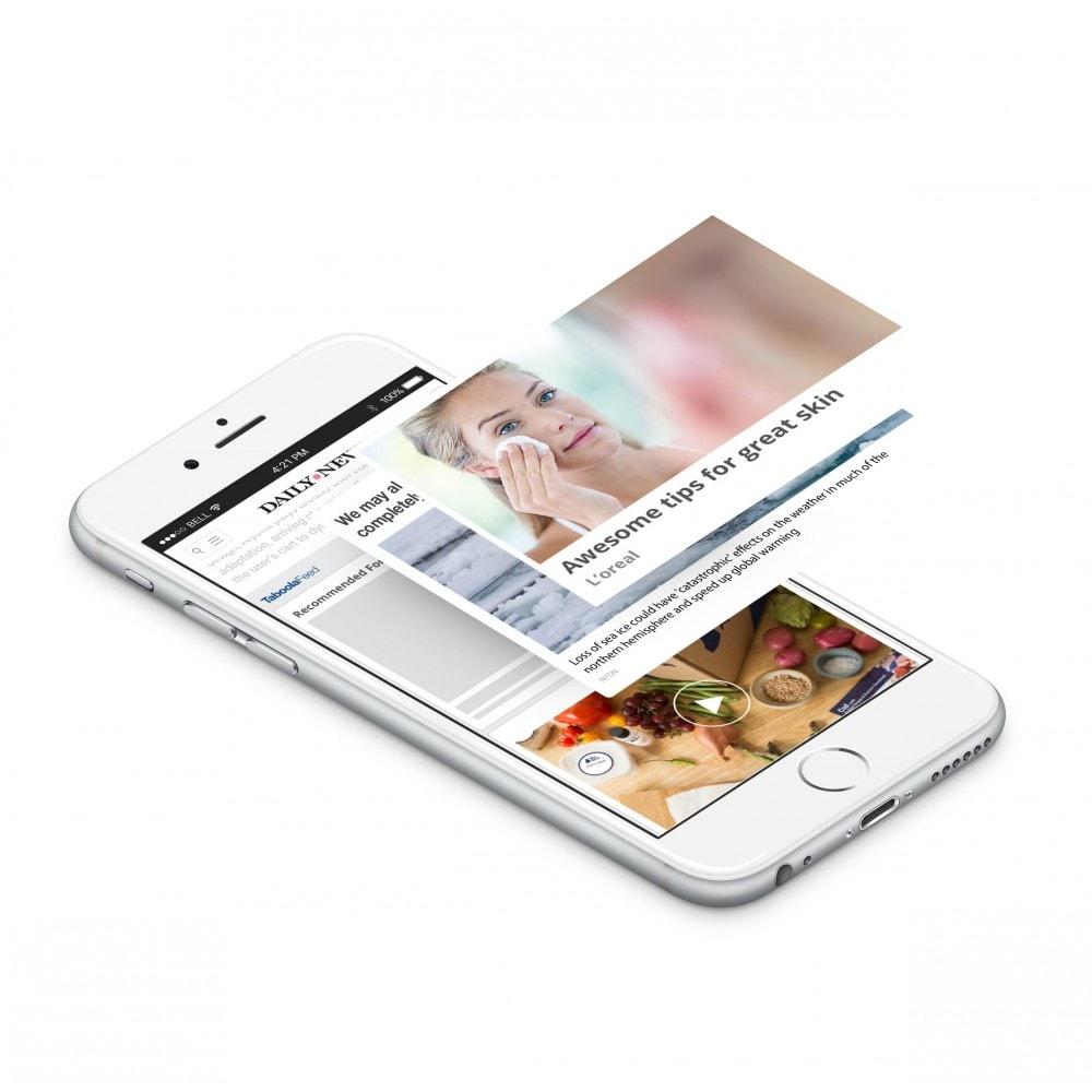 service - Publicité & Marketing - Taboola Native Advertising & Content Discovery Platform - 5