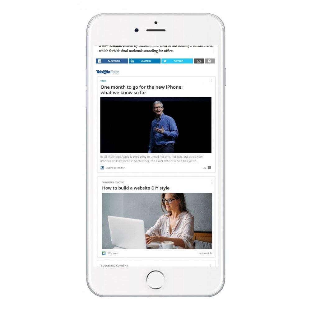 service - Publicidade e Marketing - Taboola Native Advertising & Content Discovery Platform - 8
