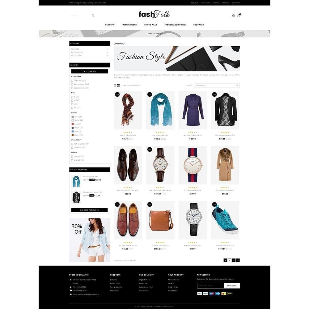 theme - Fashion & Shoes - Fash Folk store - 3