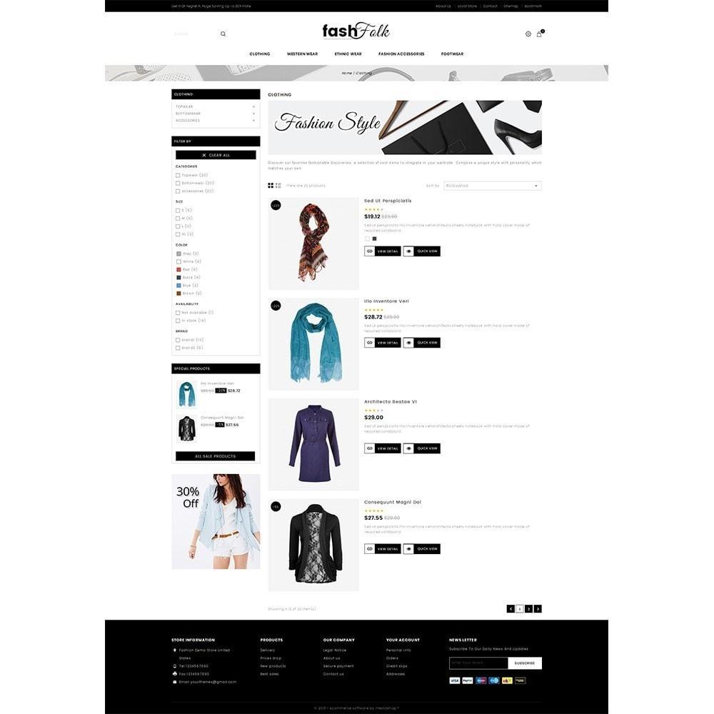 theme - Fashion & Shoes - Fash Folk store - 4