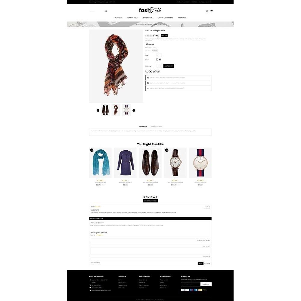 theme - Fashion & Shoes - Fash Folk store - 5