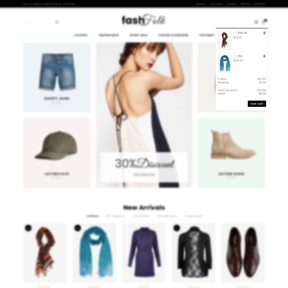 theme - Fashion & Shoes - Fash Folk store - 8