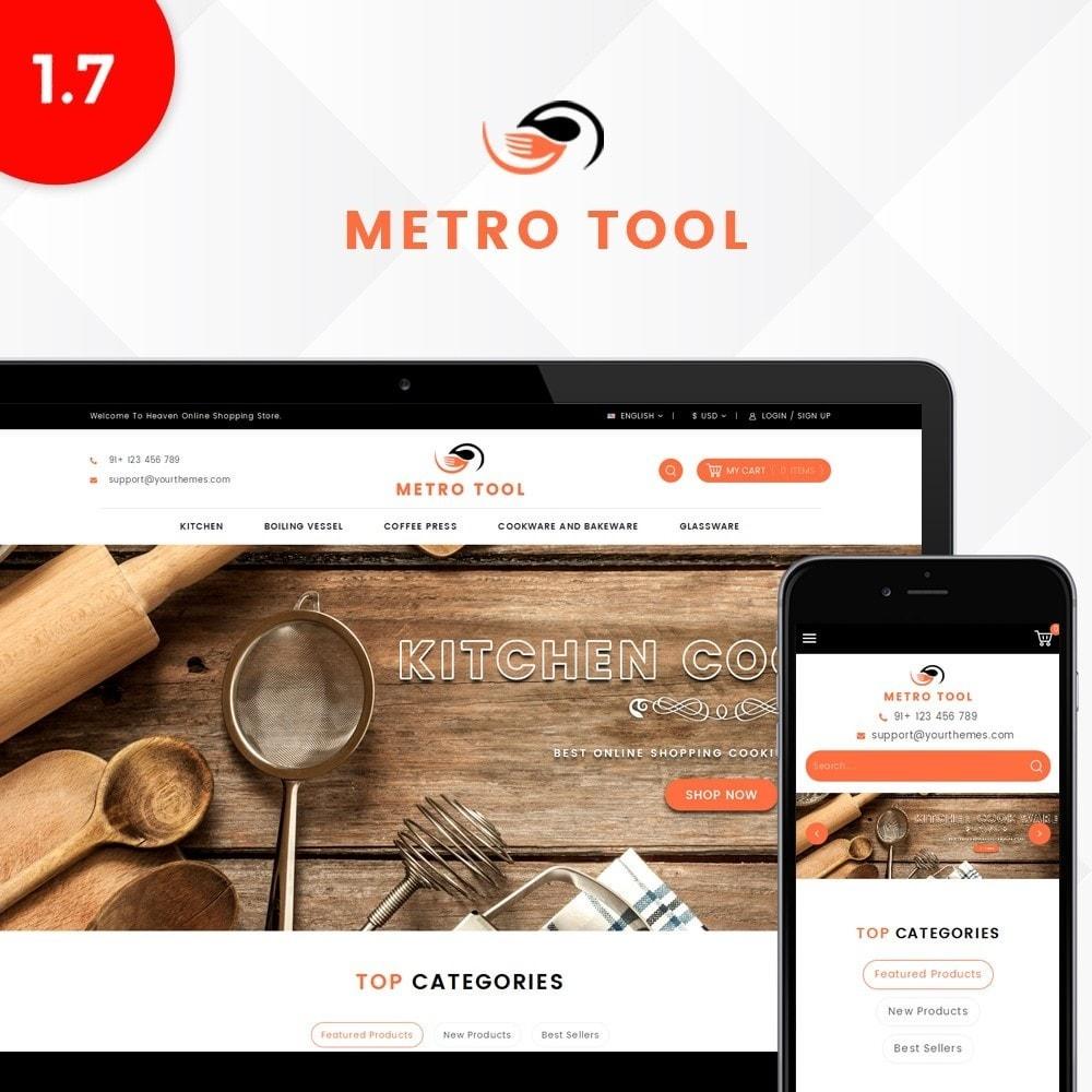 theme - Home & Garden - Metro kitchen store - 1