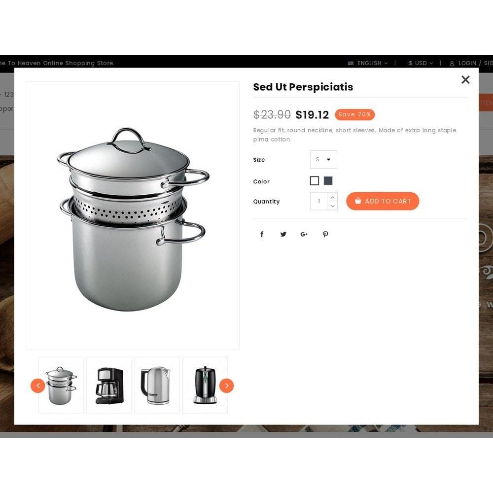 theme - Home & Garden - Metro kitchen store - 6