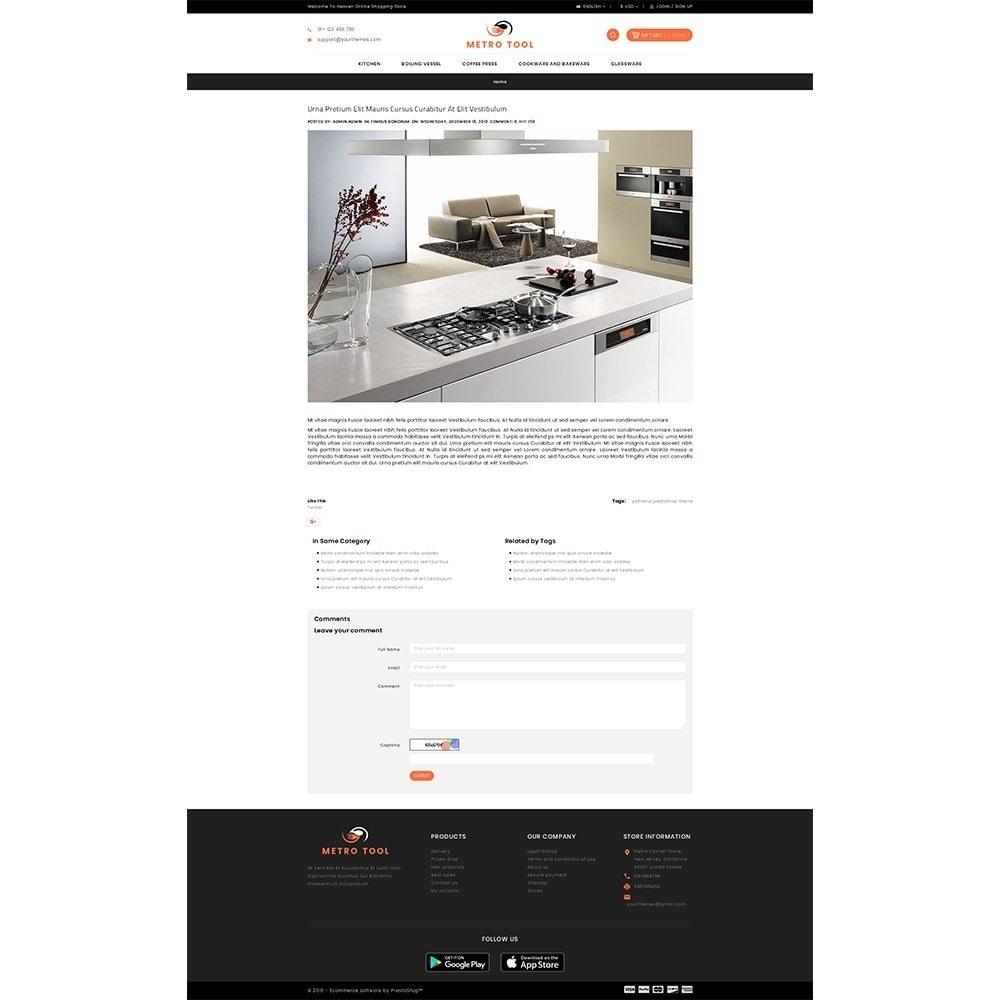 theme - Home & Garden - Metro kitchen store - 7