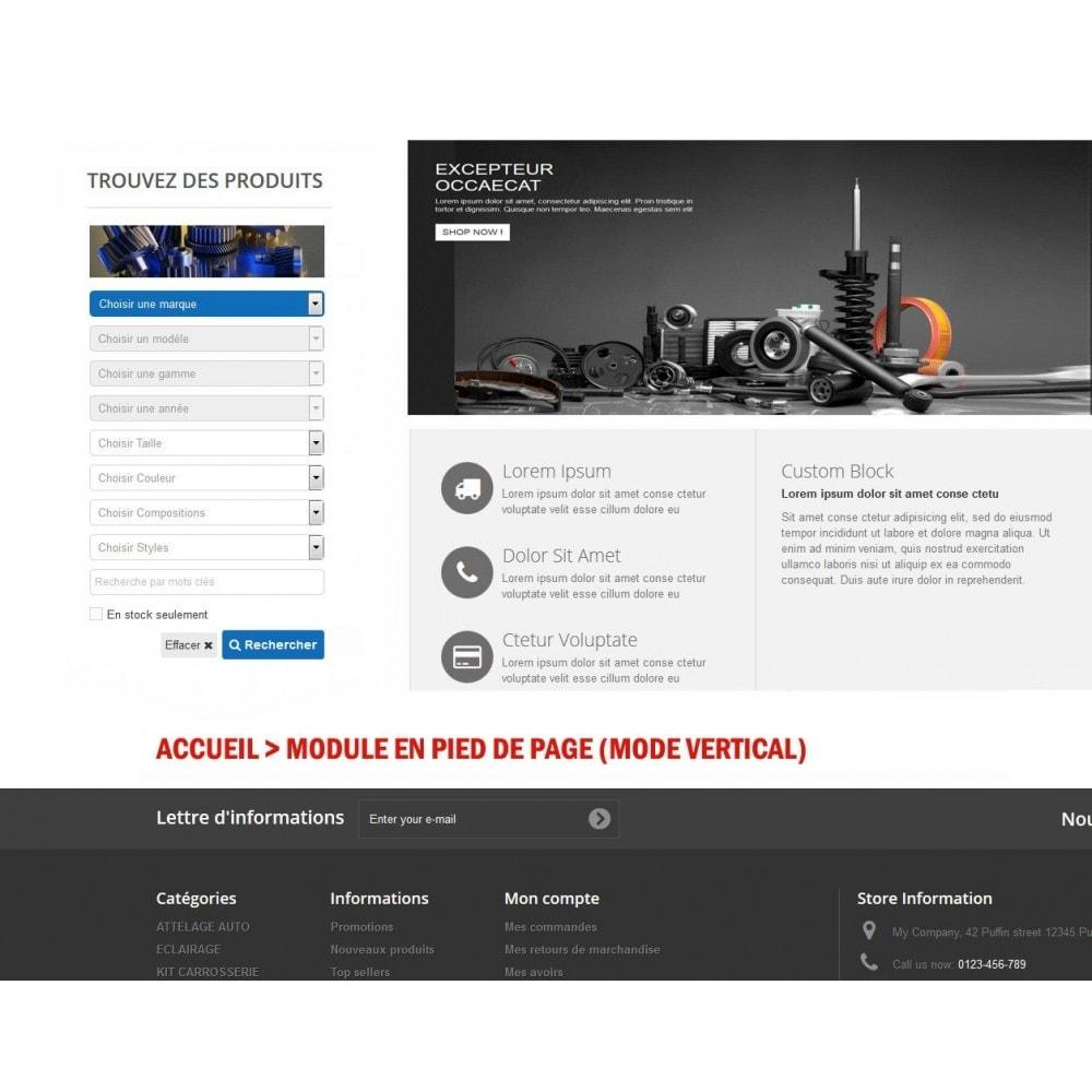 module - Recherche & Filtres - WK Recherche Avancée par Catégories - 8