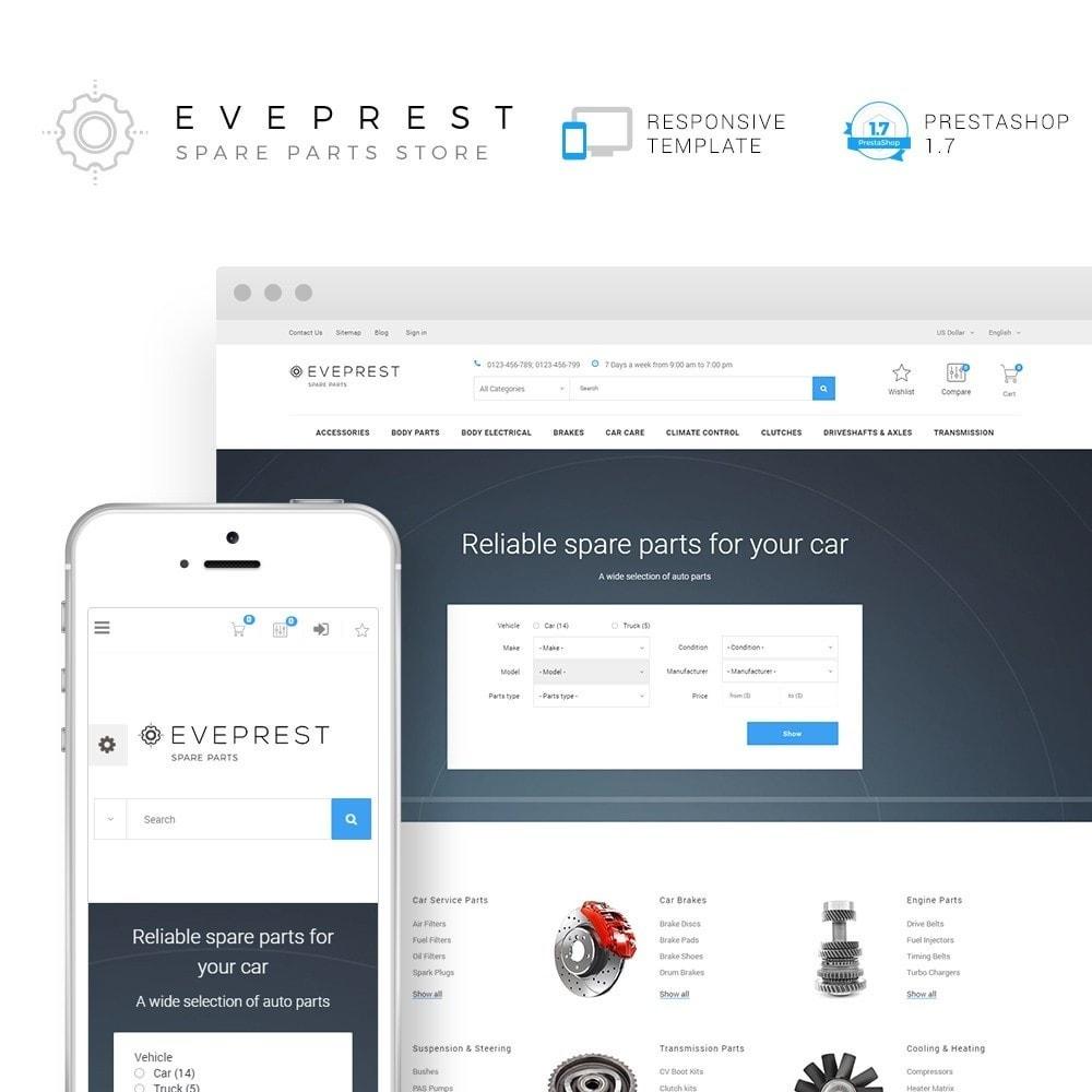 theme - Auto's & Motoren - Eveprest - Spare Parts - 1