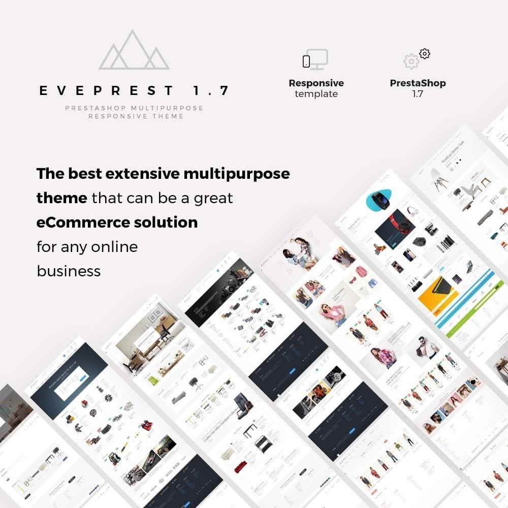 theme - Moda y Calzado - Eveprest - Fashion Store - 1