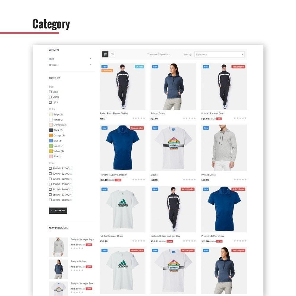 theme - Mode & Schuhe - Leo Das - Kleidung & Sport - 6