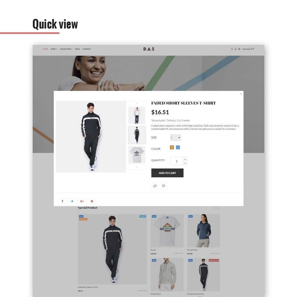 theme - Mode & Schuhe - Leo Das - Kleidung & Sport - 7