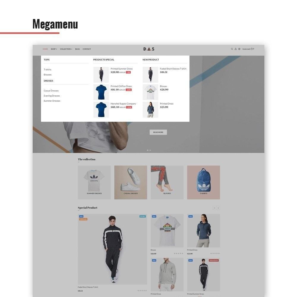 theme - Mode & Chaussures - Leo Das - Vêtements & Sport - 4