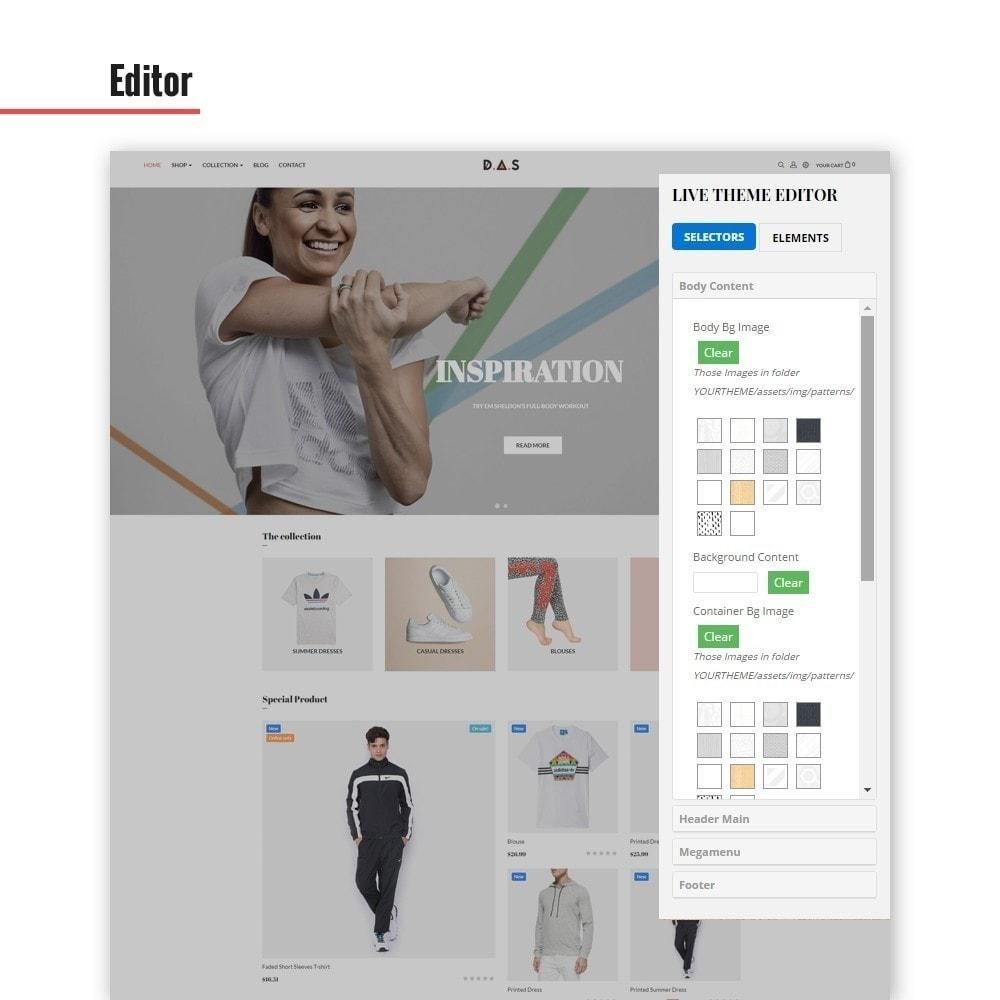 theme - Mode & Chaussures - Leo Das - Vêtements & Sport - 5