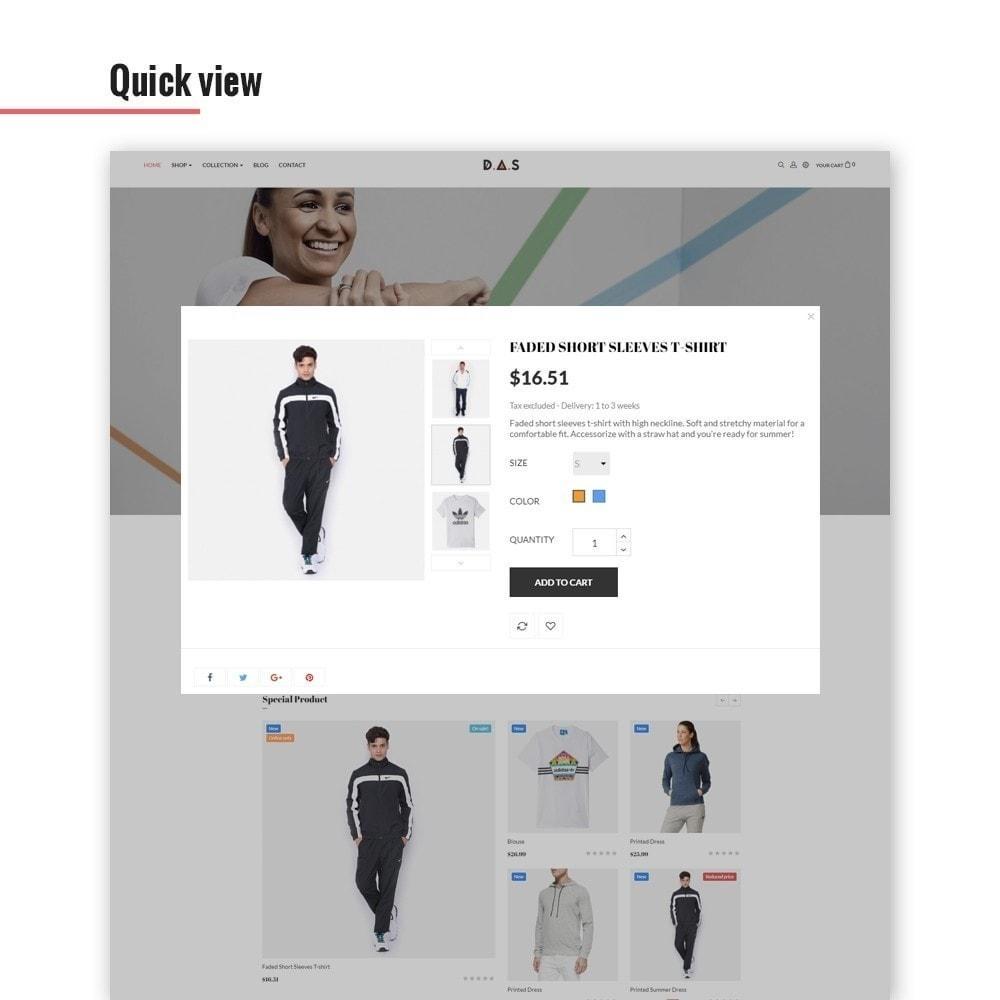 theme - Mode & Chaussures - Leo Das - Vêtements & Sport - 7