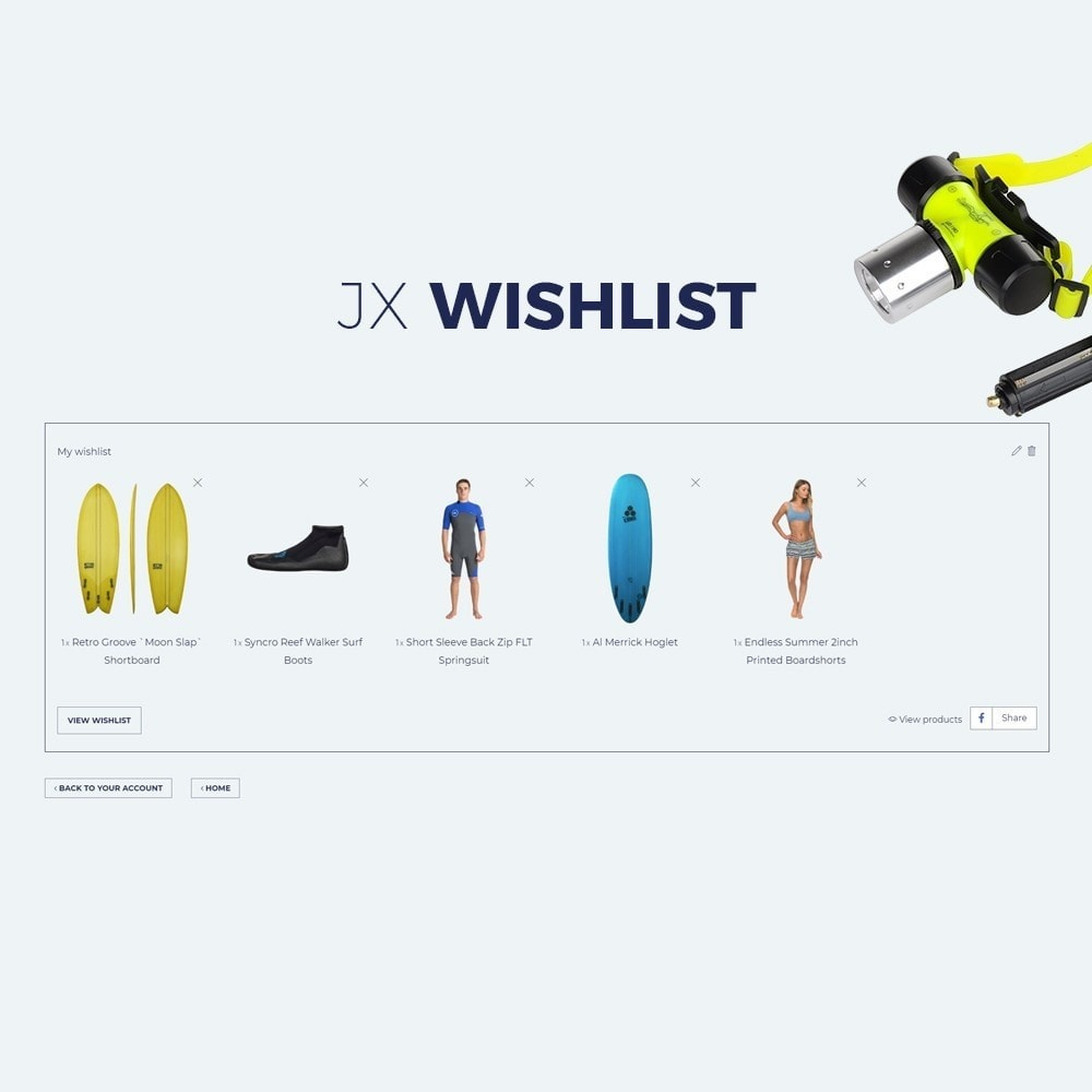 theme - Sport, Loisirs & Voyage - Watersports - Diving Store - 3