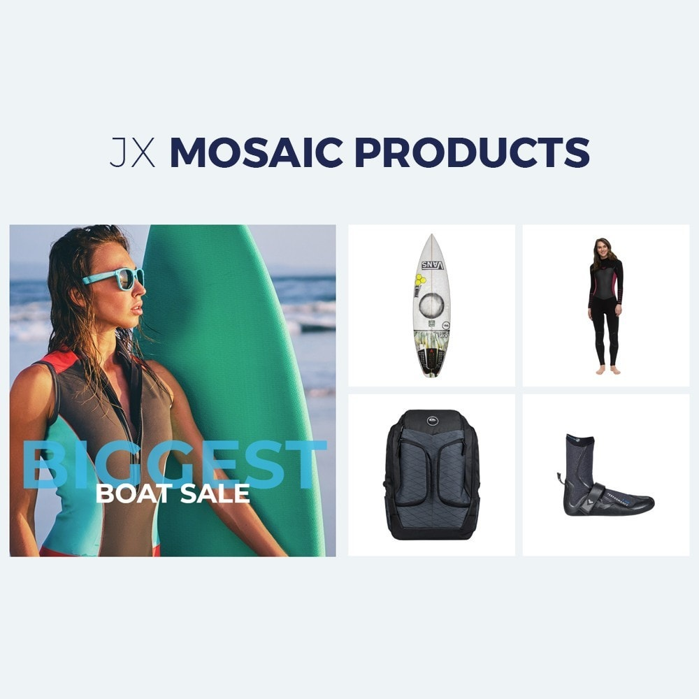 theme - Sport, Loisirs & Voyage - Watersports - Diving Store - 6