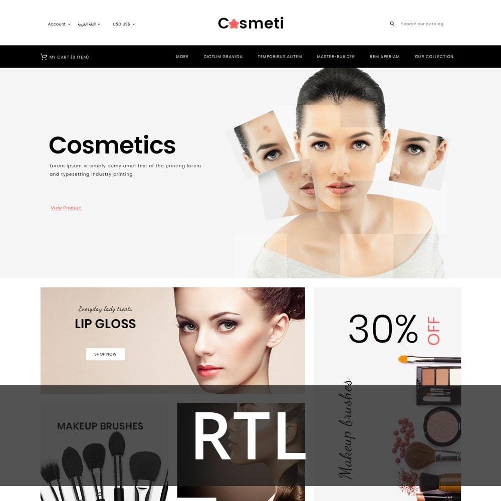 theme - Moda & Calçados - Cosmeti - The Beauty Shop - 3