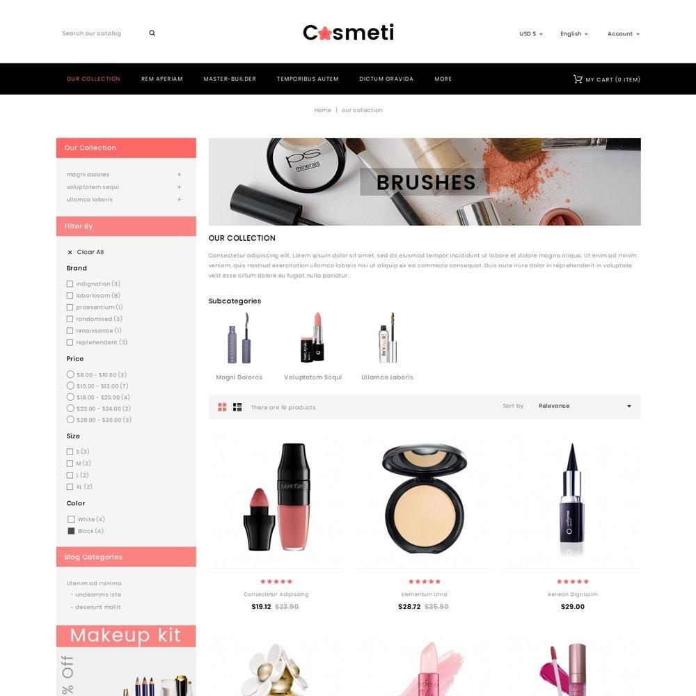 theme - Moda & Calçados - Cosmeti - The Beauty Shop - 4