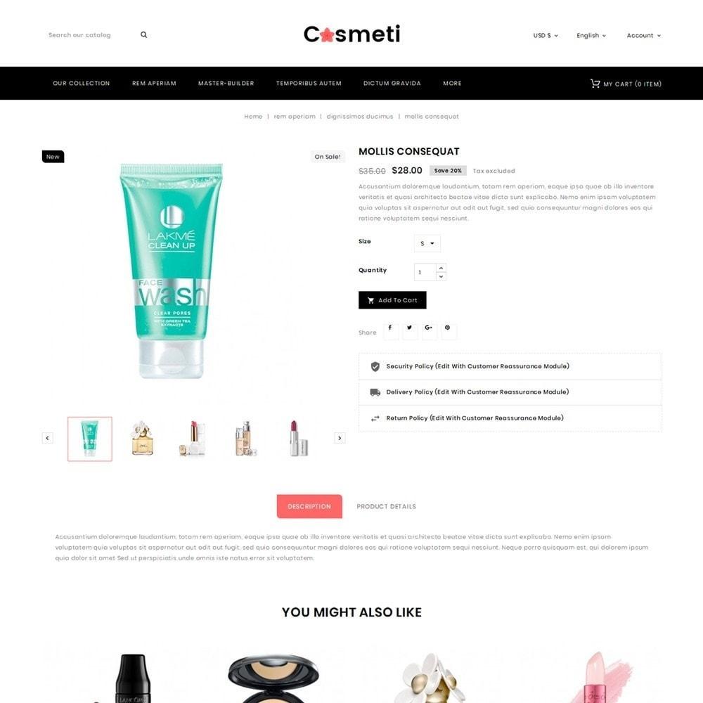 theme - Moda & Calçados - Cosmeti - The Beauty Shop - 6