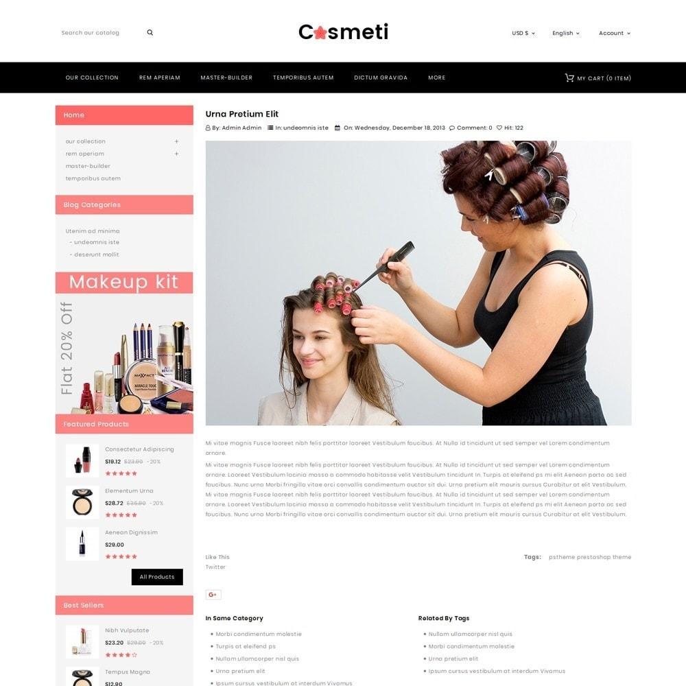 theme - Moda & Calçados - Cosmeti - The Beauty Shop - 7
