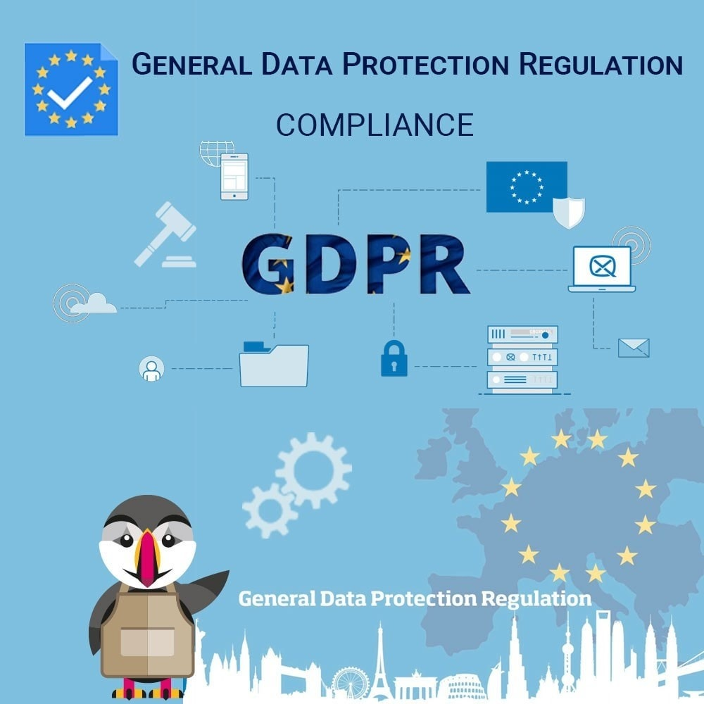 module - Législation - General Data Protection Regulation (GDPR) Compliance - 1