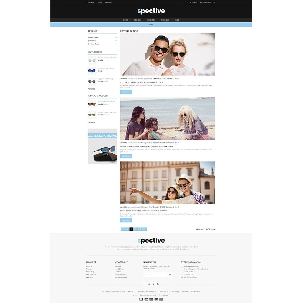 theme - Mode & Chaussures - Spective Demo Store - 8
