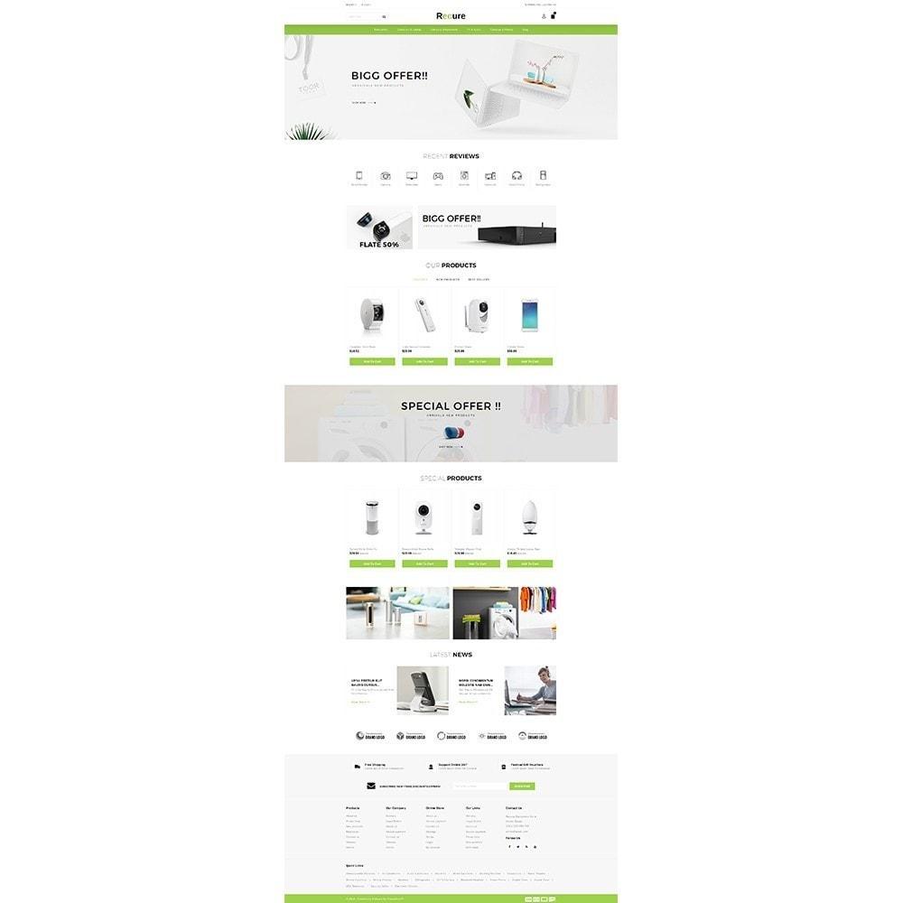 theme - Electronics & Computers - Recure Electronics Store - 2