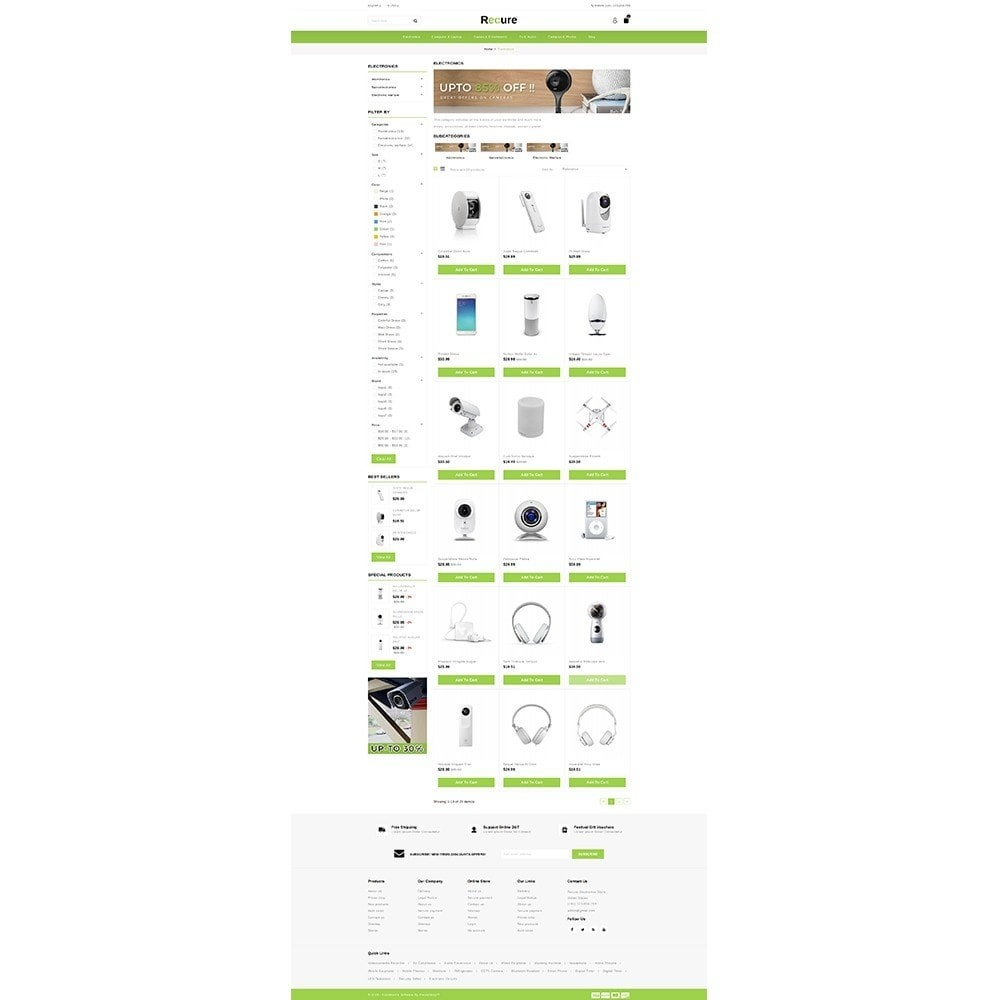 theme - Electronics & Computers - Recure Electronics Store - 3