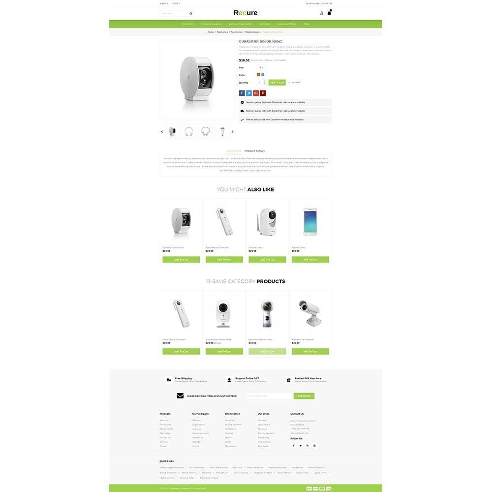 theme - Electronics & Computers - Recure Electronics Store - 5