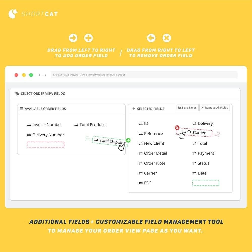 module - Управление заказами - Easy Order Management: Search, Bulk Actions, Picklist - 4
