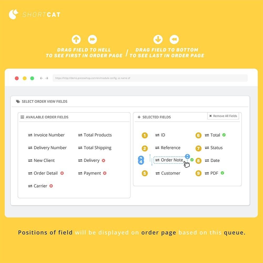 module - Управление заказами - Easy Order Management: Search, Bulk Actions, Picklist - 5