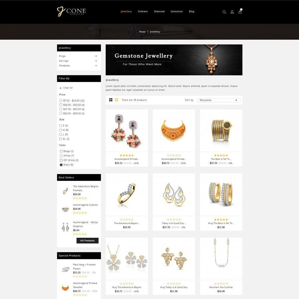 theme - Bijoux & Accessoires - Cone Jewelers Store - 3