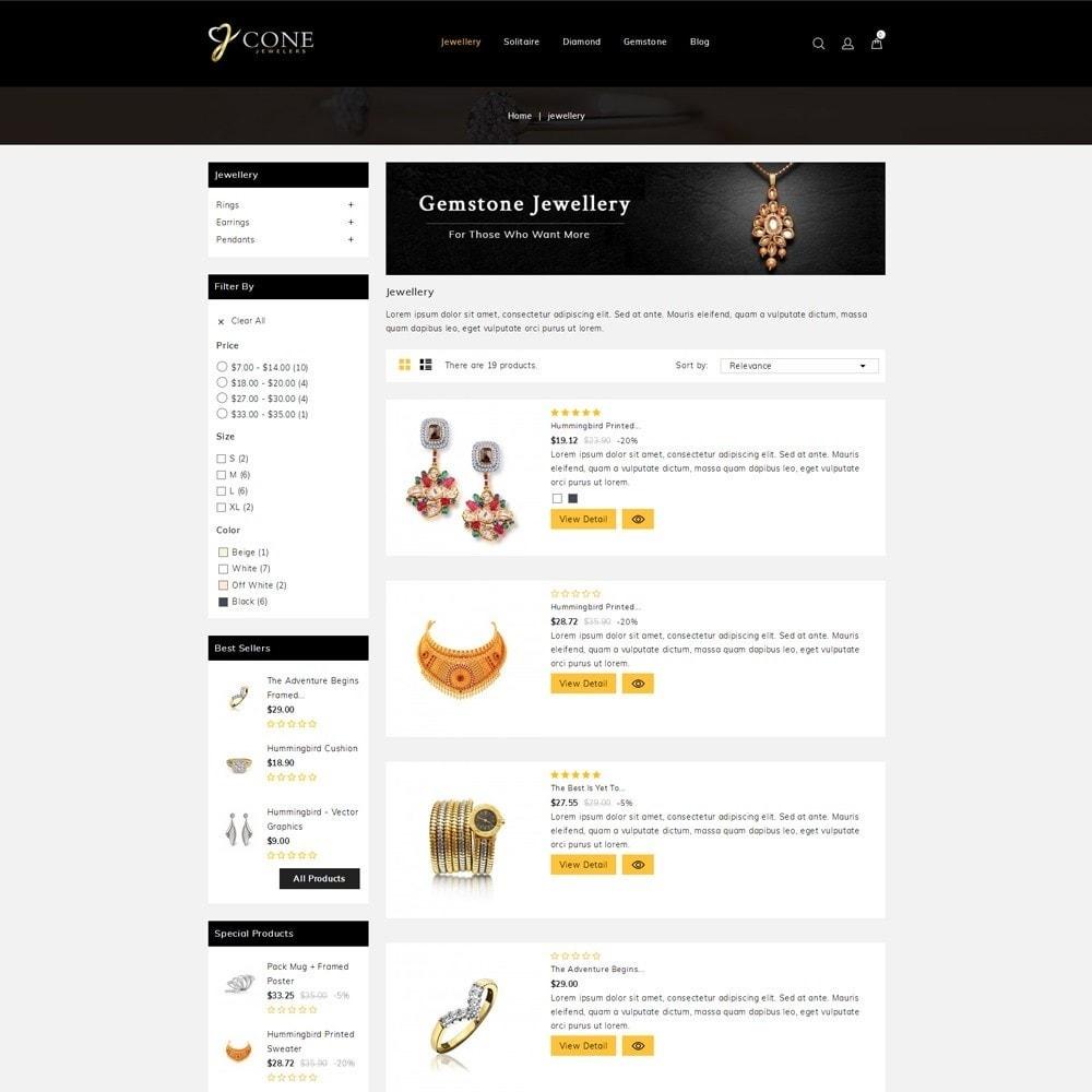 theme - Bijoux & Accessoires - Cone Jewelers Store - 4