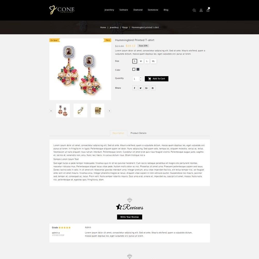 theme - Bijoux & Accessoires - Cone Jewelers Store - 5