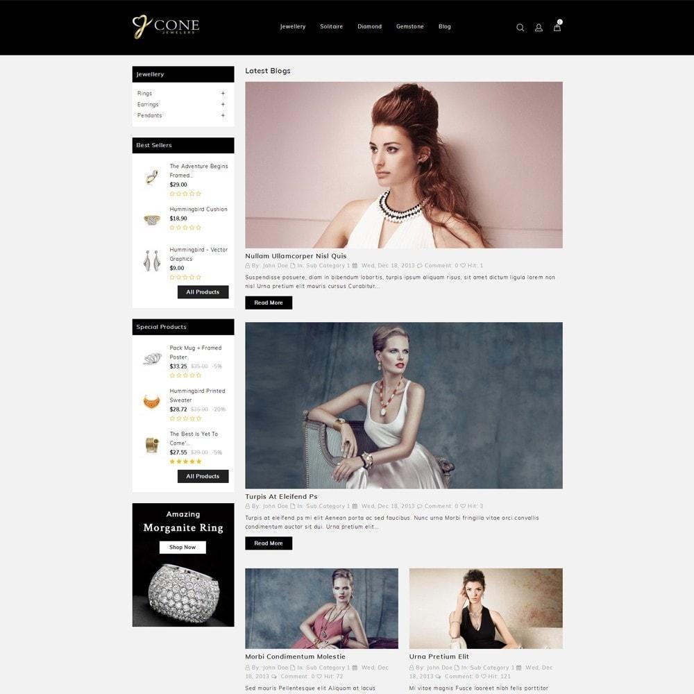 theme - Bijoux & Accessoires - Cone Jewelers Store - 6