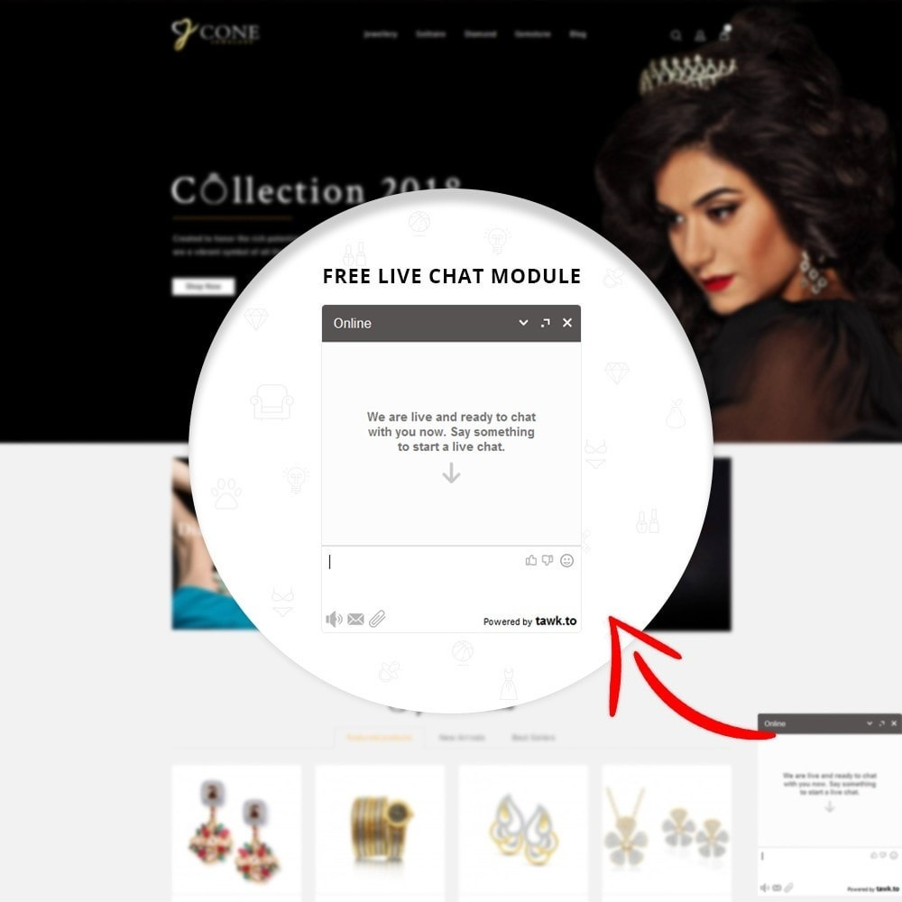 theme - Bijoux & Accessoires - Cone Jewelers Store - 8