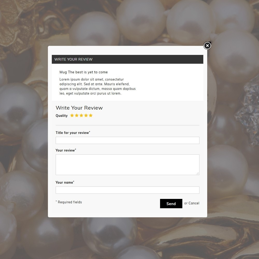 theme - Bijoux & Accessoires - Cone Jewelers Store - 10