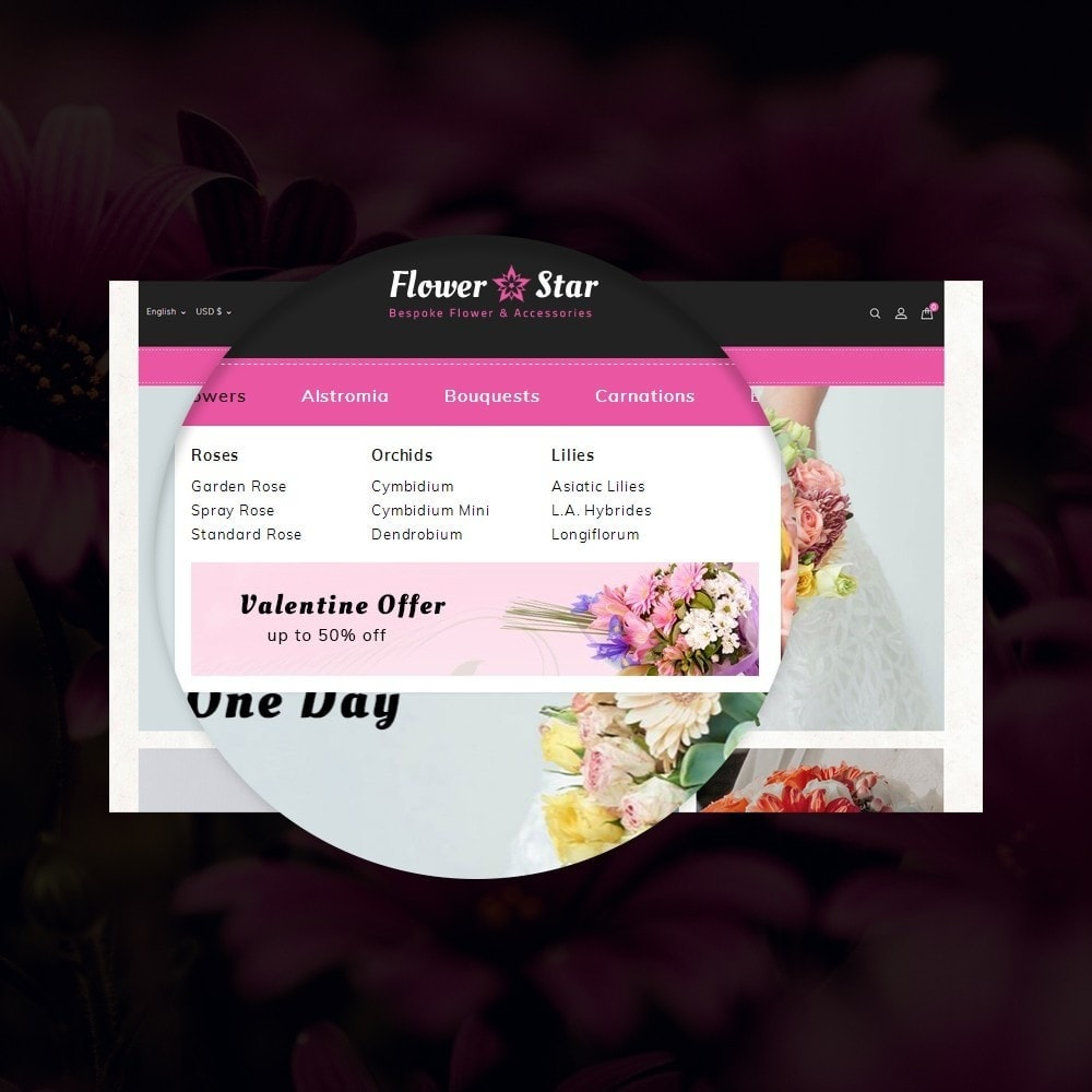 theme - Gifts, Flowers & Celebrations - Flowerstar Store - 10