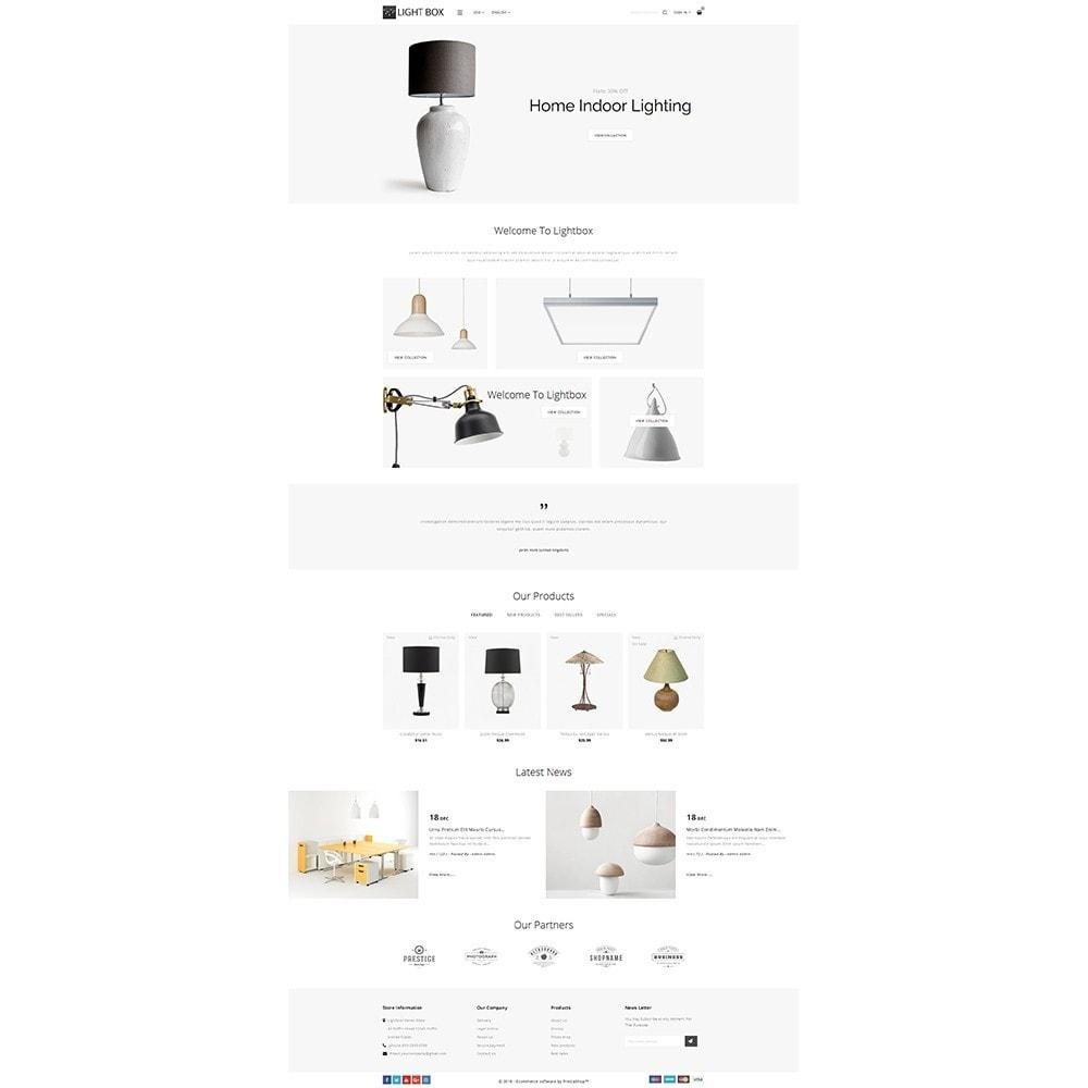 theme - Home & Garden - Lightbox Demo Store - 2