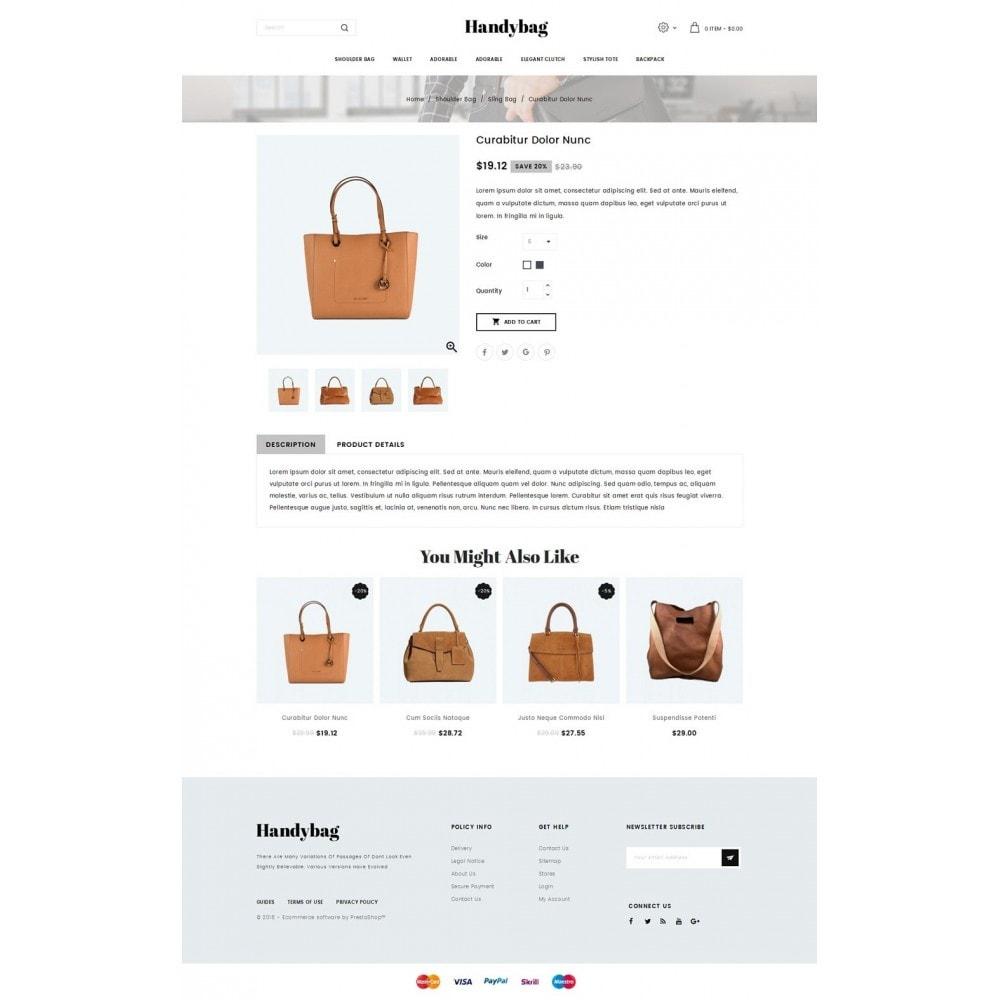 theme - Moda & Calçados - Handybag store - 4