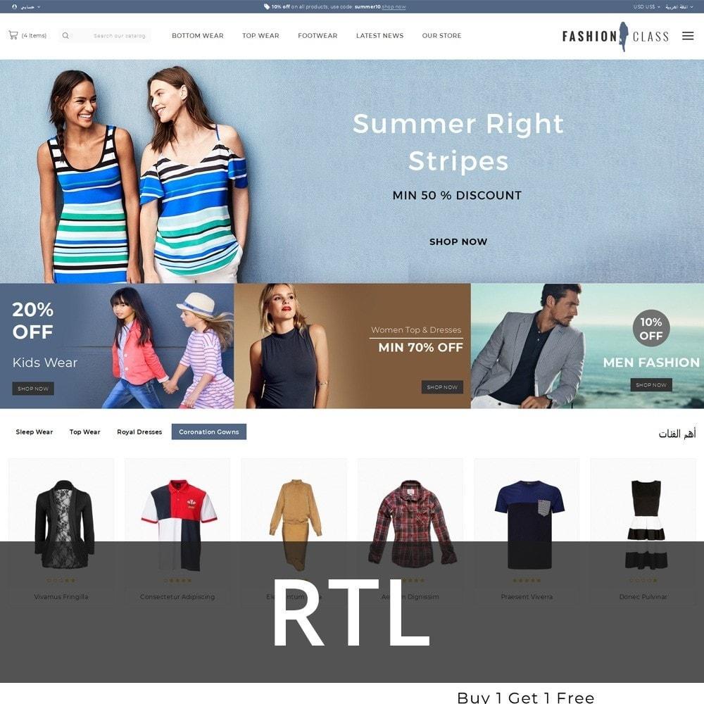 theme - Moda & Calçados - Fashionclass - The Fashion Store - 3