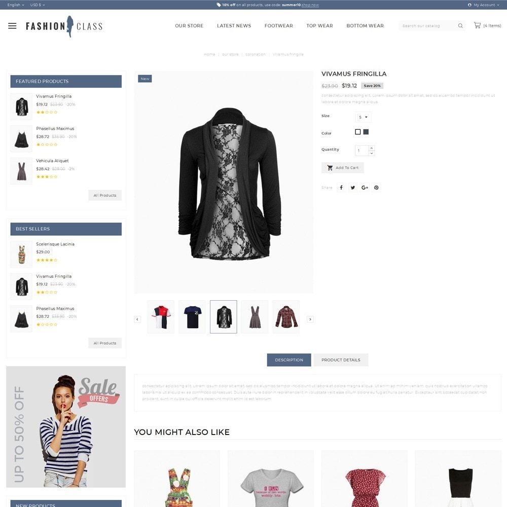 theme - Fashion & Shoes - Fashionclass - The Fashion Store - 6