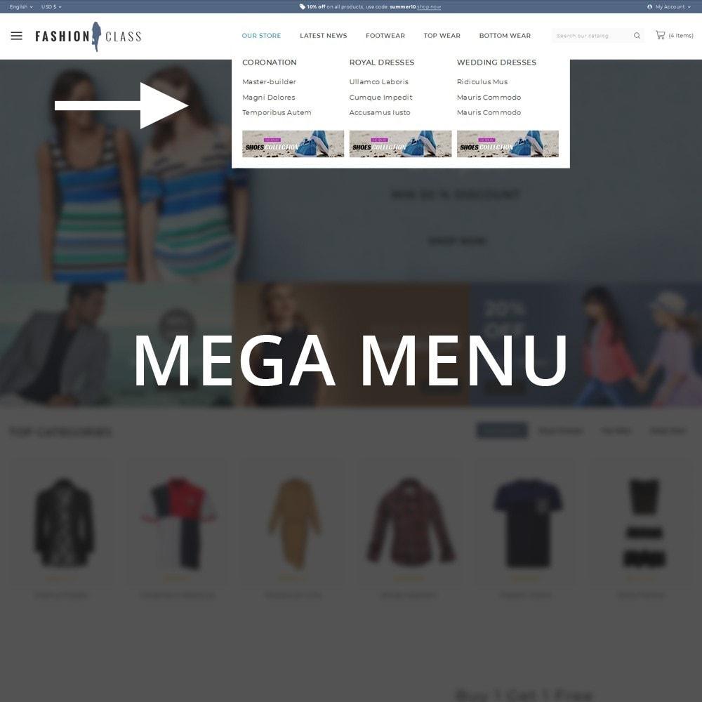 theme - Fashion & Shoes - Fashionclass - The Fashion Store - 9